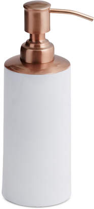 Paradigm Tuxedo White Lotion Pump