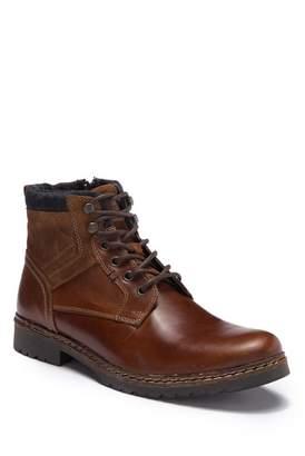 Steve Madden P- Viable Plain Toe Boot