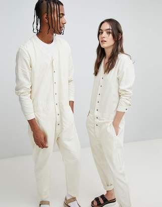 Seeker Boilersuit in Organic Hemp Cotton