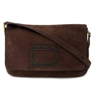 Delvaux Leather shoulder bag