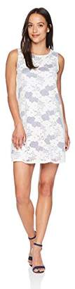 Tiana B Women's Petite a-line lace Shift Dress