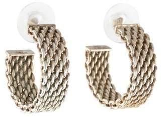 Tiffany & Co. Small Somerset Hoop Earrings