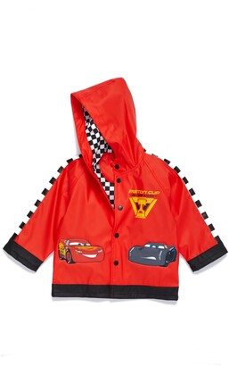 Western Chief Lightning McQueen Hooded Raincoat