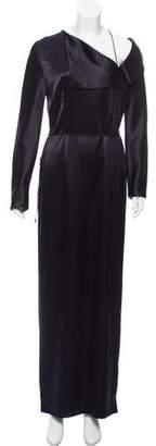 Dion Lee Quarter Bias Silk Dress w/ Tags