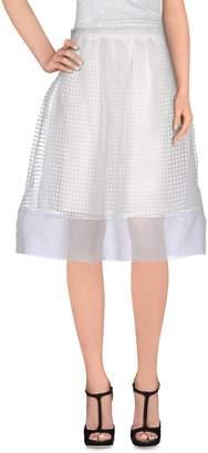 Elizabeth and James Knee length skirts