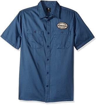 DC Men's Derwent Short Sleeve Shirt