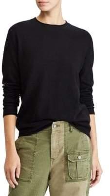 Polo Ralph Lauren Cashmere Long-Sleeve Sweater