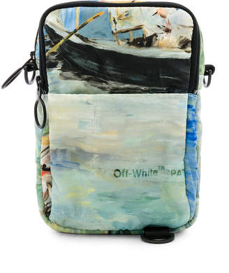 Off-White Off White Lake Hip Bag in All Over Multi | FWRD