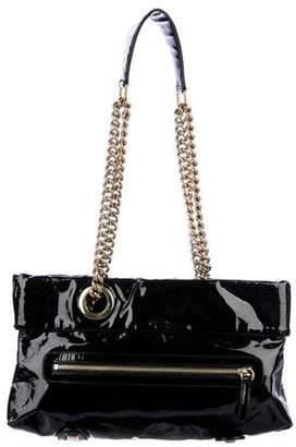 Christian Louboutin Patent Leather Shoulder Bag