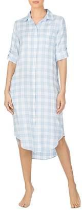 Ralph Lauren Plaid Long Sleepshirt