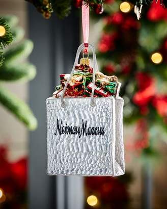 2018 Annual Edition NM Shopping Bag Christmas Ornament