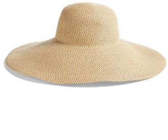 Eric Javits Floppy Straw Hat