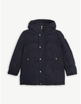 Moncler Layon quilted parka 4-14 years