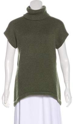 Derek Lam Short Sleeve Cashmere Sweater
