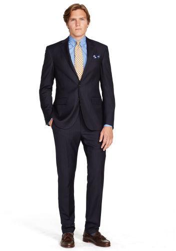 Polo Ralph LaurenPolo Ralph Lauren Polo I Pinstripe Wool Suit