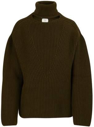 Bottega Veneta Polo-neck pullover