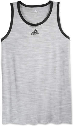 adidas Men Heathered Tank Top