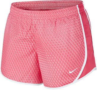 Nike Big Girls Dry Tempo Printed Shorts