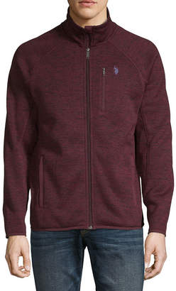 U.S. Polo Assn. USPA Lightweight Fleece Jacket