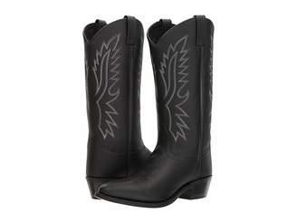 Wyatt Old West Boots J Toe