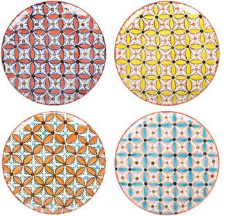 Pols Potten Colour Hippy Plates