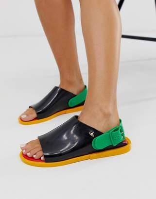Melissa Orb Flat Sandals