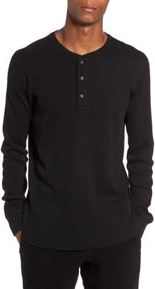 Wings + Horns Long Sleeve Thermal Henley