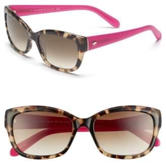 ed66024447b40 ... Kate Spade New York  johanna  53mm Retro Sunglasses