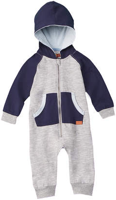 7 For All Mankind Seven 7 Hooded Romper