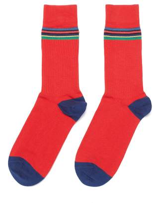 Paul Smith Stripe cuff socks