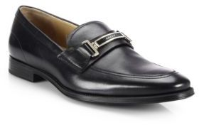 BallyBally Leather Loafers
