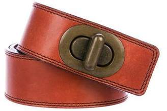 HUGO BOSS Leather Waist Belt