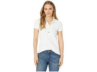 Lauren Ralph Lauren Stretch Pique Polo Shirt