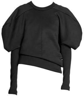 Marques Almeida Marques'Almeida Mutton Puff Sleeve Sweatshirt