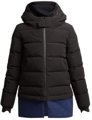 Templa - 3l Verba Goose Down Jacket - Womens - Black