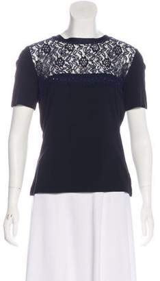 Couture St. John Short Sleeve Top w/ Tags
