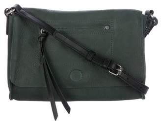 Linea Pelle Leather Hunter Crossbody Bag