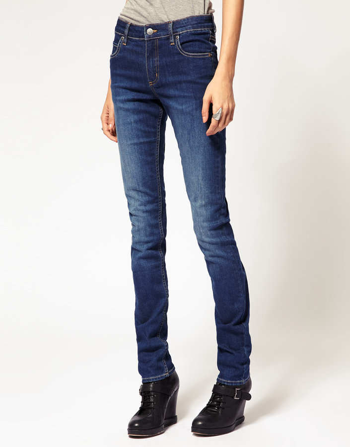 Cheap Monday True Blue Tight Skinny Jean