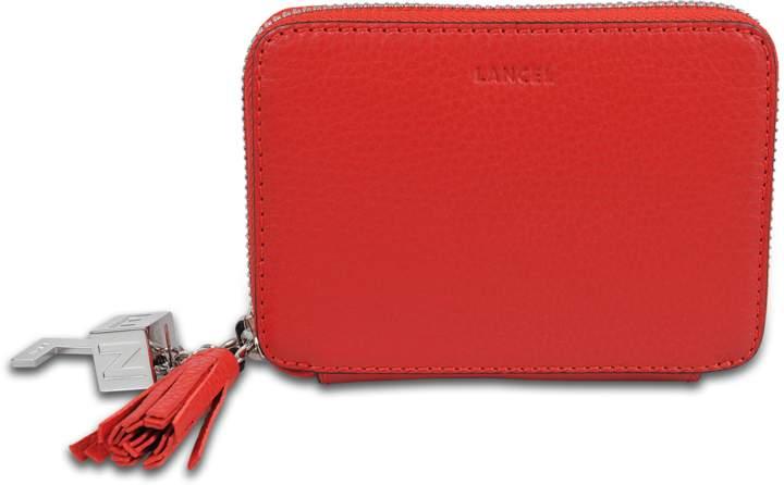 Lancel Nine S Continental zipped wallet