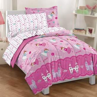 Factory Dream Magical Princess Mini Bed in a Bag Bedding Set