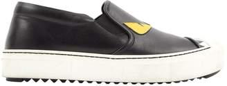Fendi Leather trainers