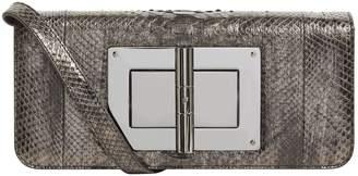 Tom Ford Python Natalia Shoulder Bag