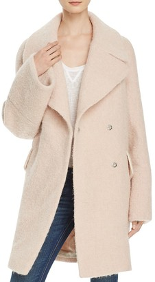 Whistles Penny Double Breasted Coat $660 thestylecure.com