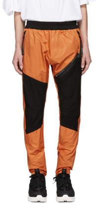 Julius Orange and Black Lounge Pants