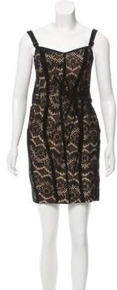 Rag & Bone Sleeveless Lace Dress