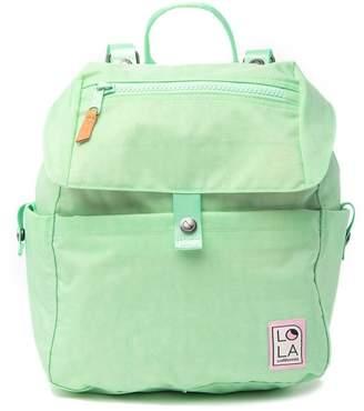 LOLA Cosmetics Lark Large Drawstring Backpack