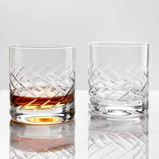 west elm Schott Zwiesel Distil Glassware (Set of 2)
