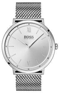 HUGO BOSS Essential Ultra Slim Stainless Steel Bracelet Watch