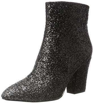 Nine West Women's Savitra Synthetic Ankle Boot,6