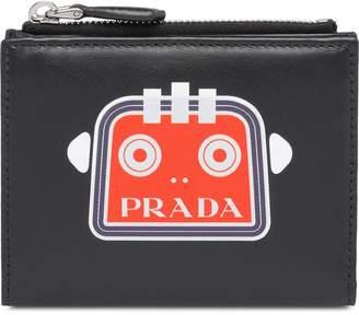 Prada (プラダ) - Prada ロボット 二つ折り財布